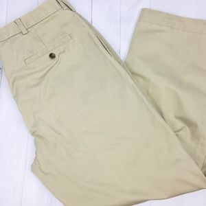 Brooks Brothers Advantage Chino Clark Pants Hemmed